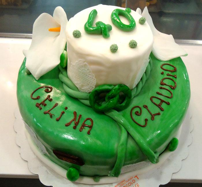 Preferenza Torte per Anniversari - Pasticceria l'Angolo Dolce YA76