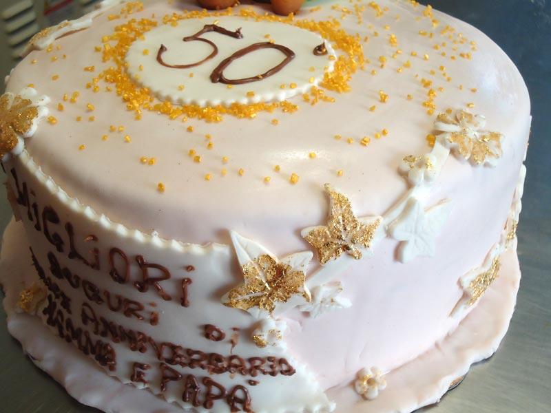 Famoso Torte per Anniversari - Pasticceria l'Angolo Dolce TP59